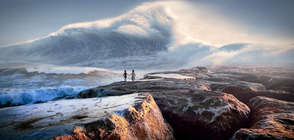 Sea Wave Fantasy Tsunami Water  - KELLEPICS / Pixabay