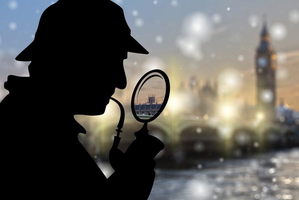 Sherlock Holmes Brexit London  - geralt / Pixabay