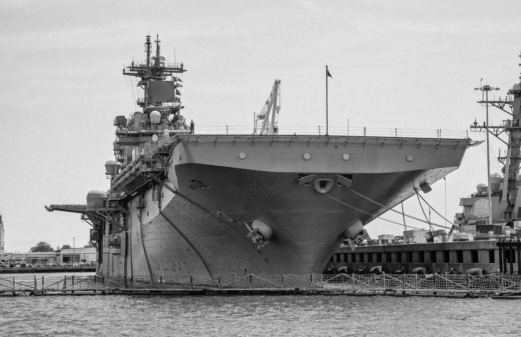 Ship Navy Port Dock Battleship  - BruceEmmerling / Pixabay