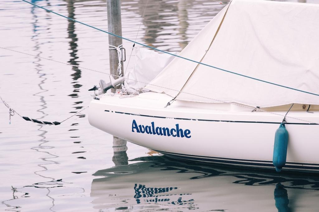 Ship Water Lake Name Lettering  - Valli_Photography / Pixabay
