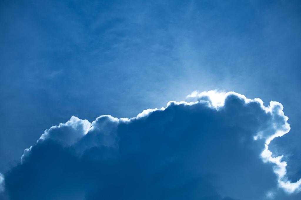 Sky Clouds Background Cumulus  - Rattakarn_ / Pixabay