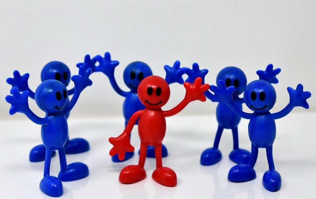 Smilies Team Together Team Leader  - Alexas_Fotos / Pixabay