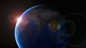 Space Earth Planet Globe  - Vishal8110 / Pixabay