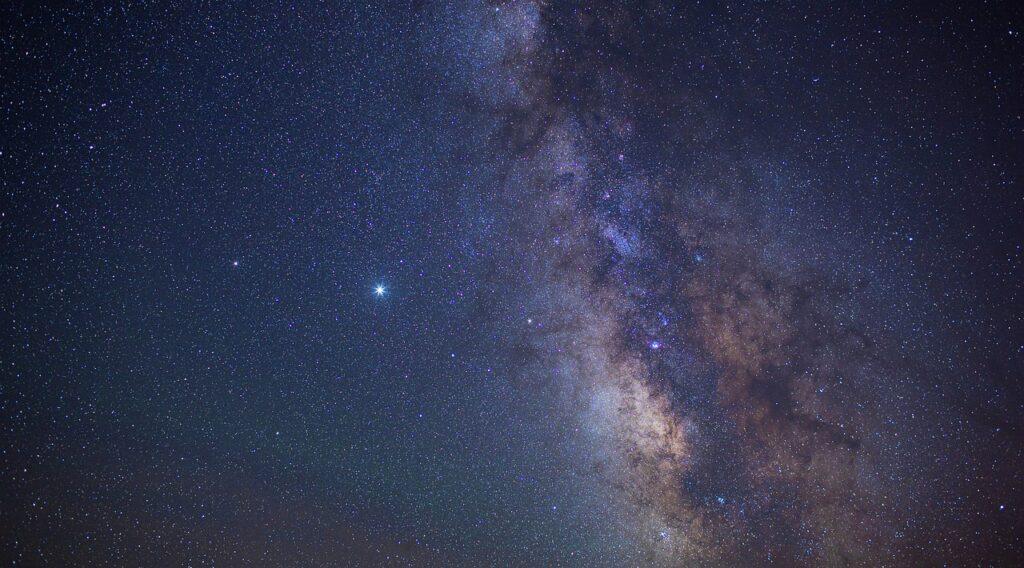 Space Milky Way Stars Galaxy  - tslclick / Pixabay