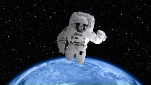 Space Suit Astronaut World Earth  - geralt / Pixabay