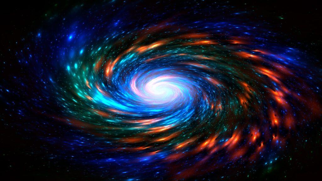 Space Wormhole Science Tunnel  - ebenezer42 / Pixabay