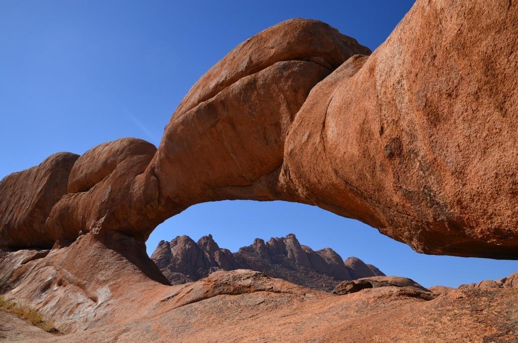 Spitzkoppe Mountains Desert Namibia  - the_iop / Pixabay
