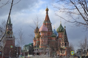 St Basil S Cathedral Moscow Kremlin  - Andry_S / Pixabay