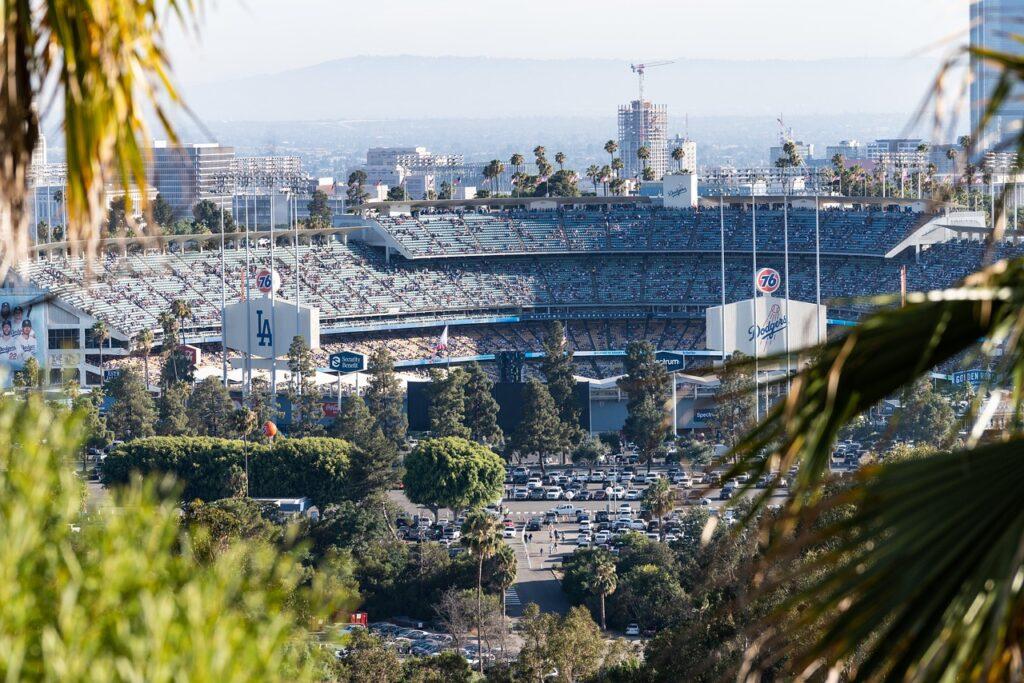 Stadium Baseball Dodgers Field  - manniguttenberger / Pixabay