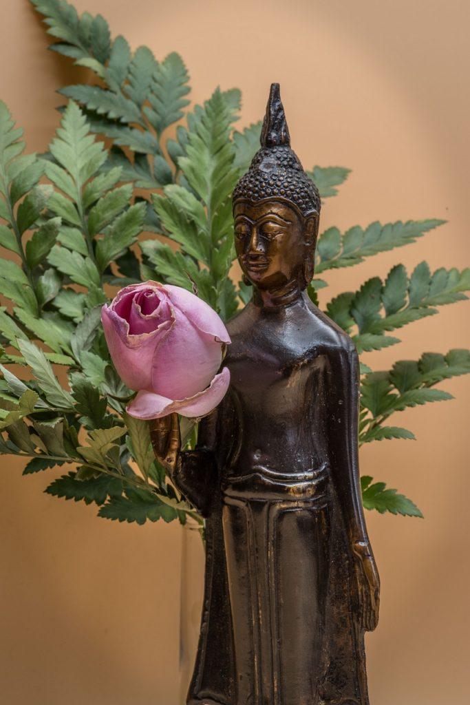 Statue Buddah Sculpture Religion  - emkanicepic / Pixabay
