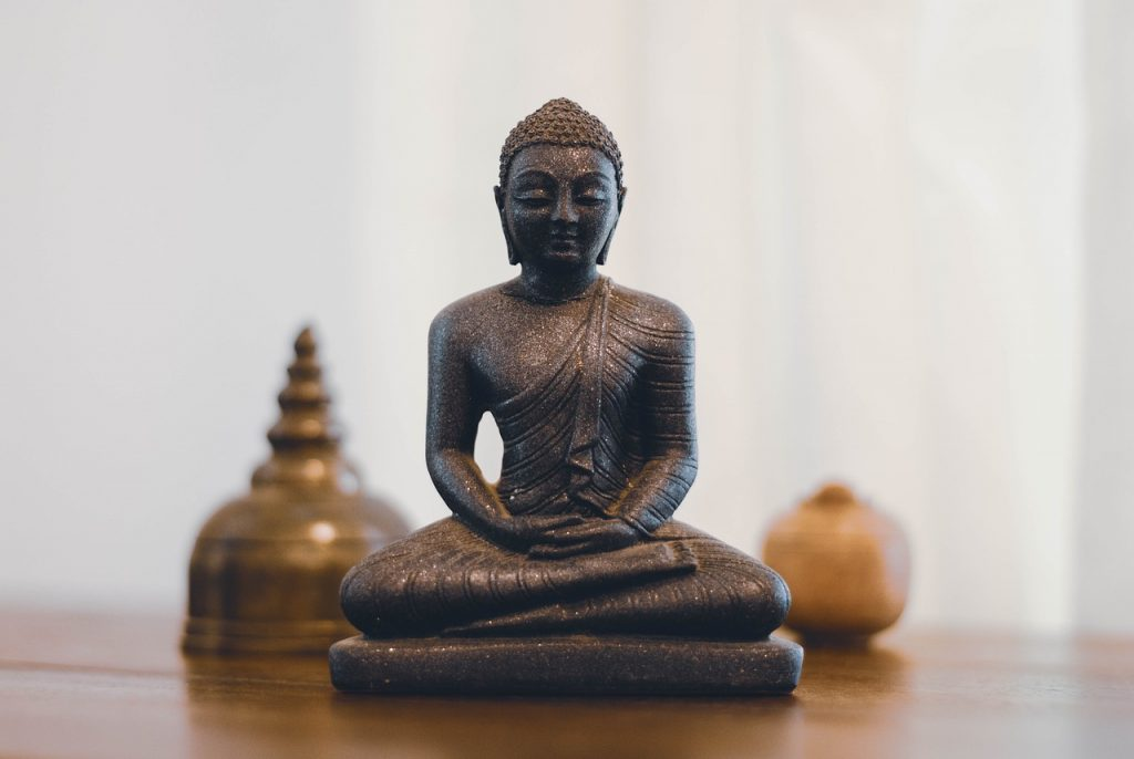 Statue Buddha Buddhism Relics  - kalyanayahaluwo / Pixabay