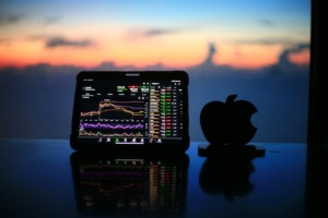 Stock Chart Apple Bitcoin  - sergeitokmakov / Pixabay
