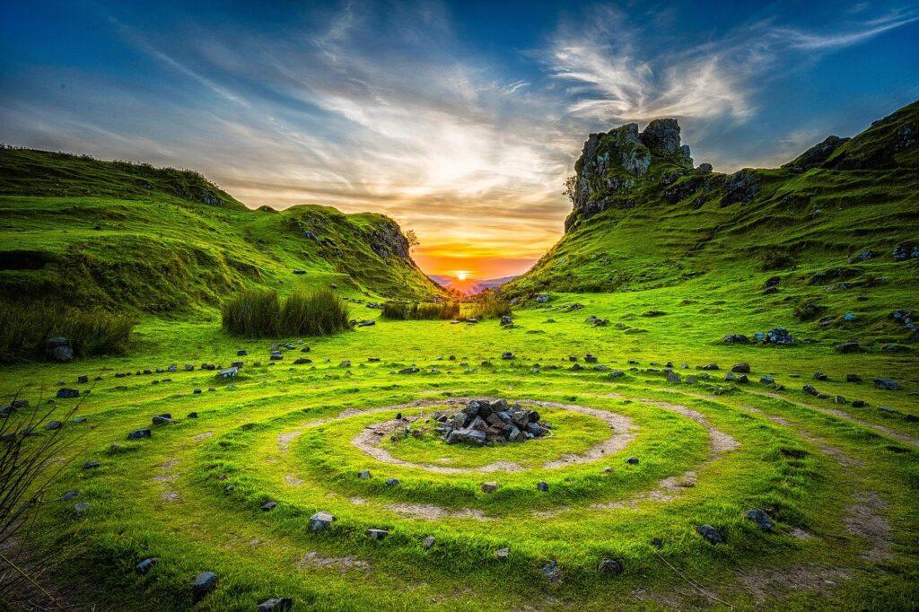 Stone Circles Mystery Cult  - Pexels / Pixabay