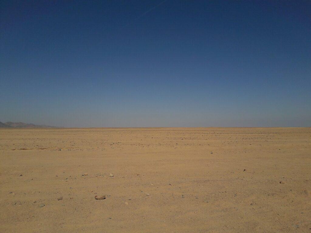 Stone Desert Sahara Desert Dry  - Sabine_999 / Pixabay