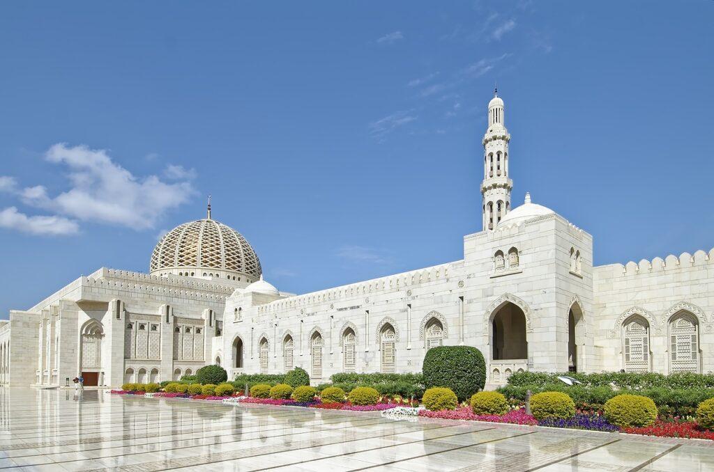 Sultan Qaboos Grand Mosque Oman  - Makalu / Pixabay