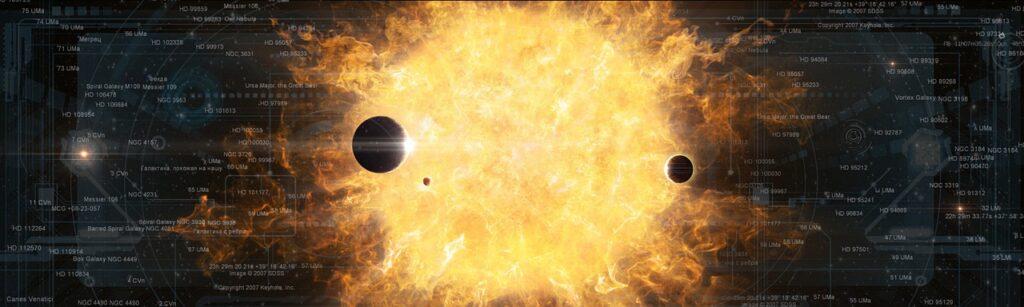 Sun Planet Cosmos Astrology  - AndreyС / Pixabay