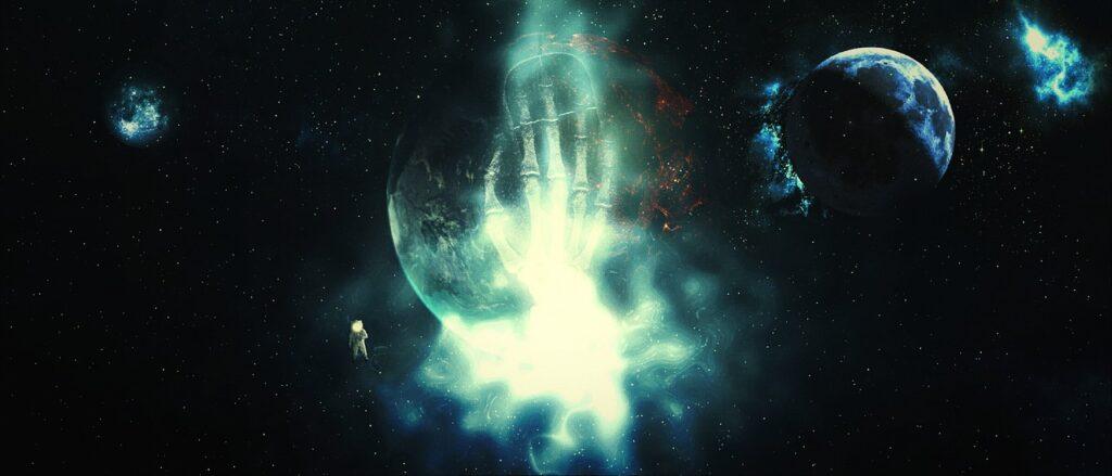 Surreal Cosmos Fantasy Universe  - PatoLenin / Pixabay