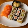 Sushi Sushi Rolls Maki  - omisido / Pixabay