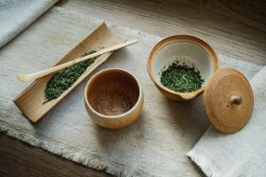 Tea Organic Accessories Pottery  - mirkostoedter / Pixabay