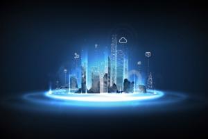Technology City Glowing Business  - tungnguyen0905 / Pixabay
