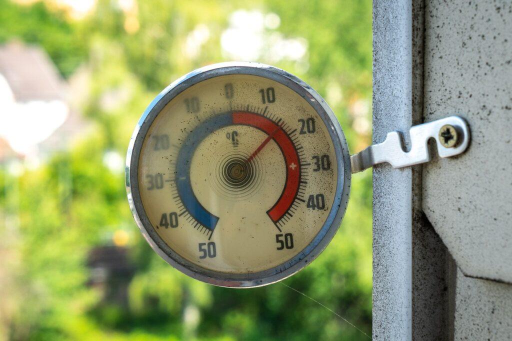 Temperature Thermometer Heat  - USA-Reiseblogger / Pixabay