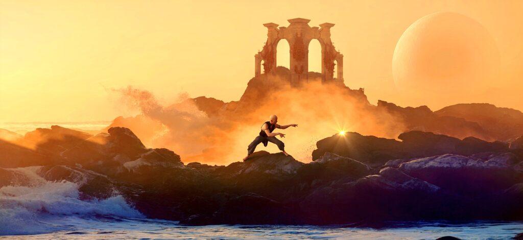 Temple Monk Sea Shaolin  - KELLEPICS / Pixabay