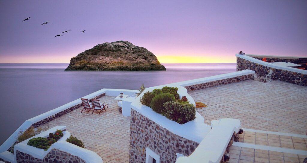 Terrace Ocean Island View Scenic  - flutie8211 / Pixabay