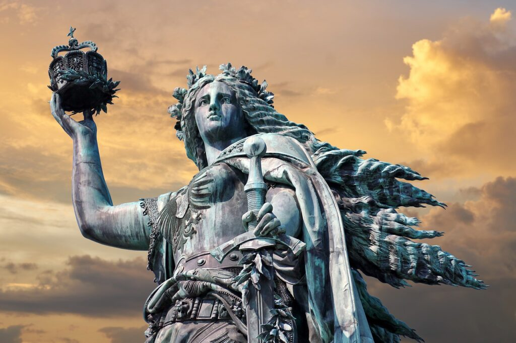 The Niederwalddenkmal Germania  - pictavio / Pixabay