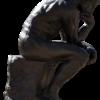 The Thinker Sculpture Auguste Rodin  - GDJ / Pixabay