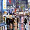 Tokyo Street People Umbrellas  - travelphotographer / Pixabay