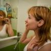 Tooth Brushing Hygiene Woman  - Victoria_Borodinova / Pixabay