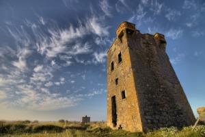 Tower Fort Building Ruins Stone  - pbat34 / Pixabay