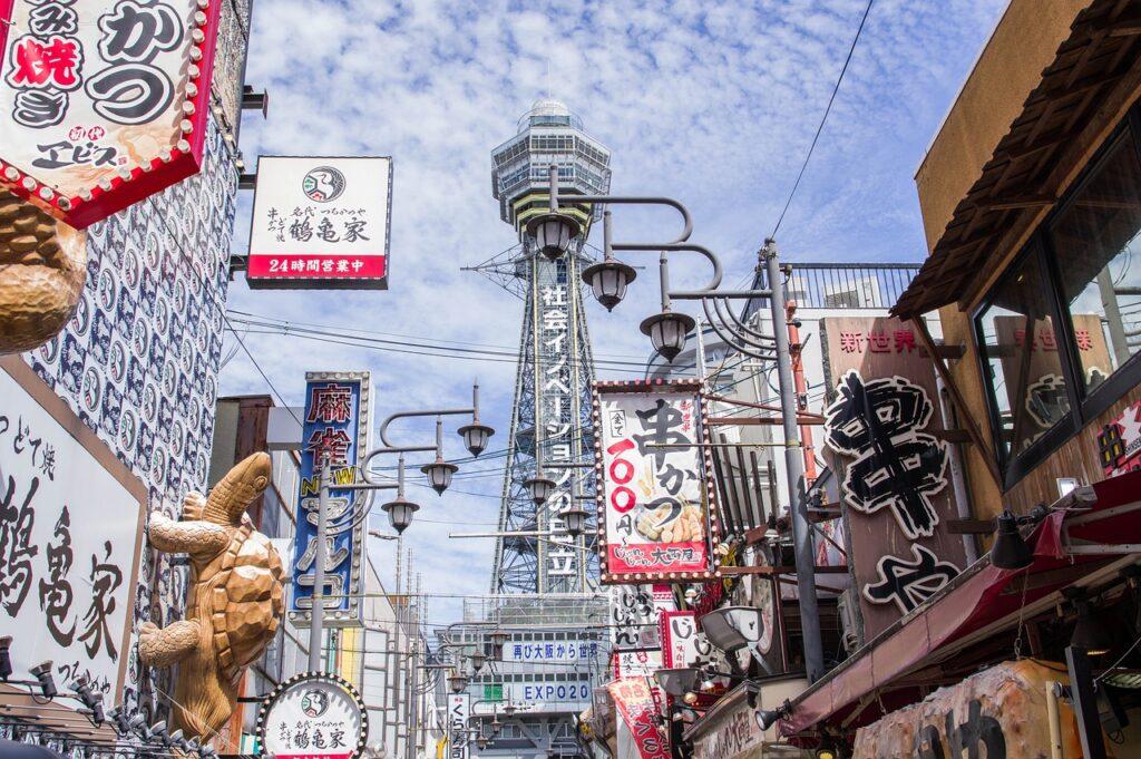 Tower Landmark Shops Structure  - jackmac34 / Pixabay