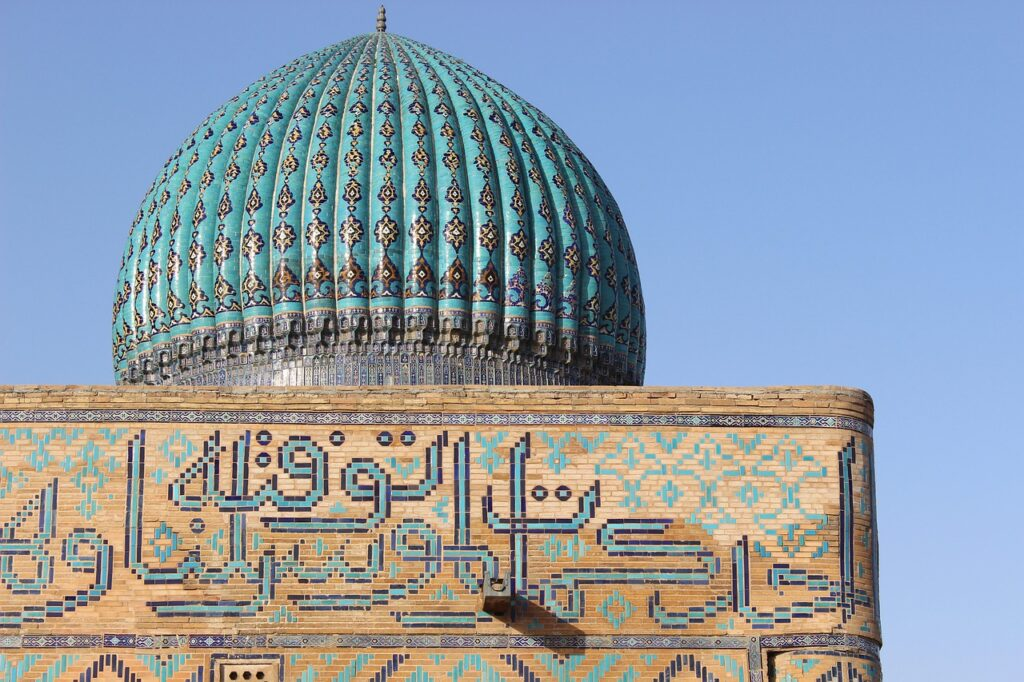 Turkestan Novruz Islam Kazakhstan  - harlandski / Pixabay