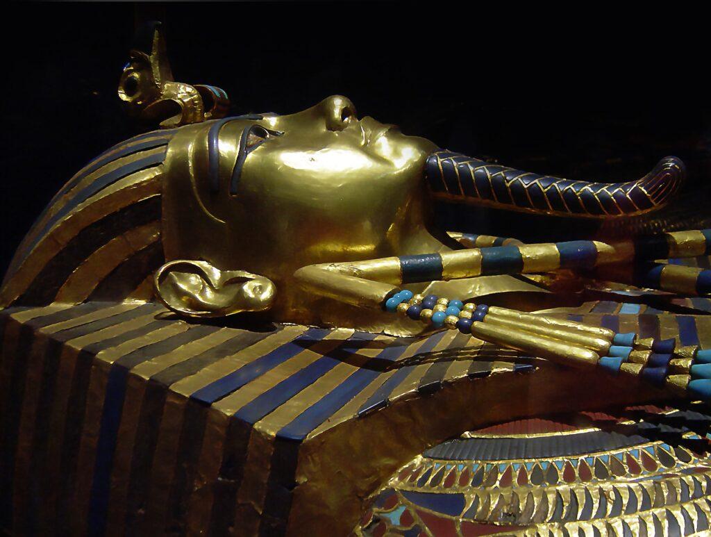 Tutankhamun Egyptians Mummy Gold  - Alexandra_Koch / Pixabay