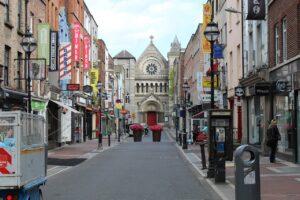 Urban Dublin Street Landmark  - Darby1996 / Pixabay