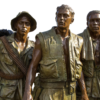 Vietnam Memorial Soldiers Bronze  - Momentmal / Pixabay
