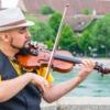 Violinist Man Street Performer  - ernestovdp / Pixabay