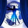 Vitruvian Man Theater Curtain Globe  - geralt / Pixabay