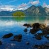 Walchensee Lake Mountains Nature  - kiwibu / Pixabay