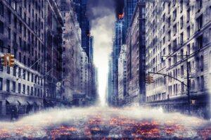 War Disaster Apocalypse Burning  - freepsdgraphics / Pixabay