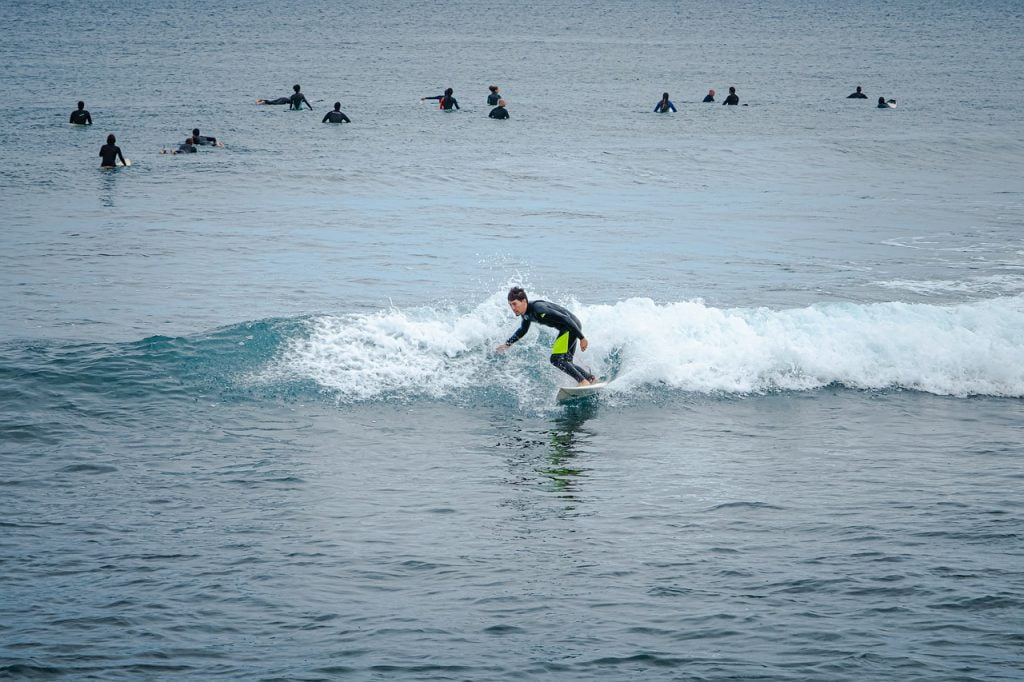 Water Sports Surf Atlantic Young  - Derks24 / Pixabay