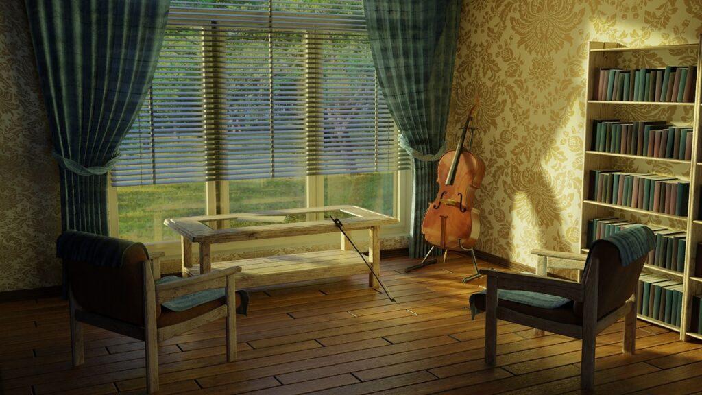 Window Furniture Room House  - mielcar / Pixabay