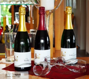 Wine Bottles Glasses Drink  - matthiasboeckel / Pixabay