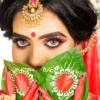 Woman Bride Indian Portrait  - MagicalBrushes / Pixabay