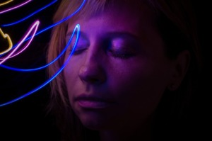 Woman Model Lighting Effects Light  - Victoria_Borodinova / Pixabay