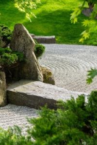 Zen Garden Stones Landscape Plants  - wal_172619 / Pixabay