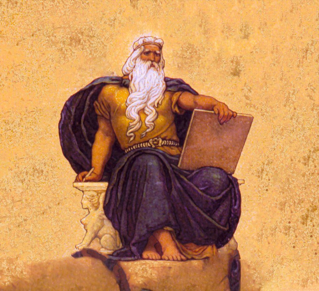 Zeus God Greek God Greek Man  - Prettysleepy / Pixabay